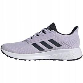 Adidas Duramo 9 W EG2939 running shoes violet 2