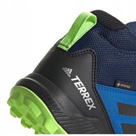 Adidas Terrex Mid Gtx Jr EF2248 shoes navy blue multicolored 2