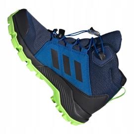 Adidas Terrex Mid Gtx Jr EF2248 shoes navy blue multicolored 3