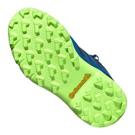 Adidas Terrex Mid Gtx Jr EF2248 shoes navy blue multicolored 4