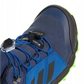 Adidas Terrex Mid Gtx Jr EF2248 shoes navy blue multicolored 6