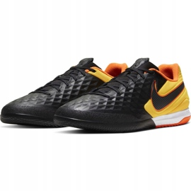 Nike Tiempo React Legend 8 Pro Ic M AT6134-008 indoor shoes black multicolored 3
