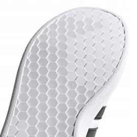 Adidas Grand Court K Jr EF0103 shoes white 4
