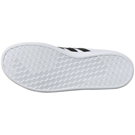 Adidas Grand Court K Jr EF0103 shoes white 5
