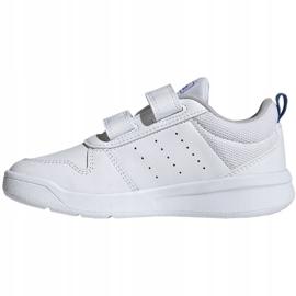 Adidas Tensaur C Jr EF1096 shoes white blue 2