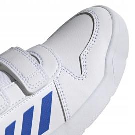 Adidas Tensaur C Jr EF1096 shoes white blue 3
