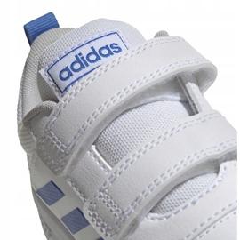 Adidas Tensaur C Jr EF1096 shoes white blue 4