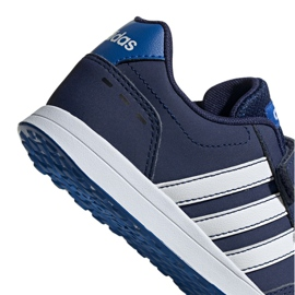 Adidas Vs Switch 2 Cf Jr EG5139 shoes white navy 1