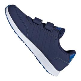 Adidas Vs Switch 2 Cf Jr EG5139 shoes white navy 4