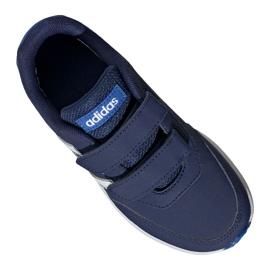 Adidas Vs Switch 2 Cf Jr EG5139 shoes white navy 5