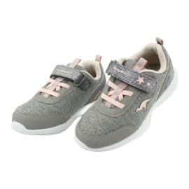 Light KangaROOS 02051 gray sneakers pink grey 3