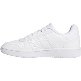 Adidas Hoops 2.0 K Jr F35891 shoes white 2