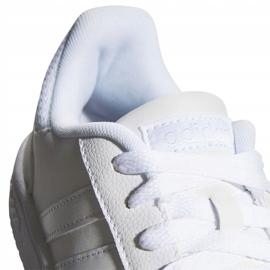Adidas Hoops 2.0 K Jr F35891 shoes white 3