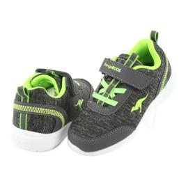 Dp008Light KangaROOS 02051 gray sports shoes grey green 4