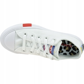 Converse Chuck Taylor All Star Jr 366993C shoes white 2