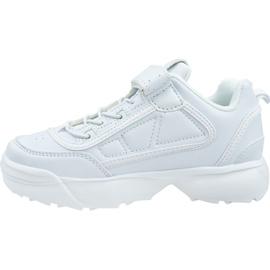Kappa Rave Nc K Jr 260782K-1010 shoes white 1