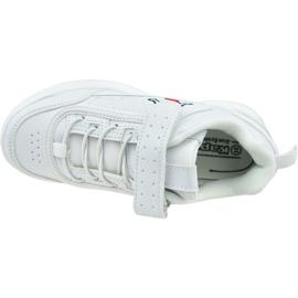Kappa Rave Nc K Jr 260782K-1010 shoes white 2