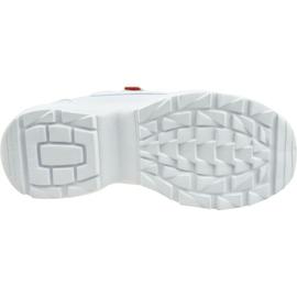 Kappa Rave Nc K Jr 260782K-1010 shoes white 3