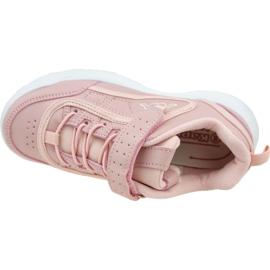 Kappa Rave Nc K Jr 260782K-2110 shoes pink 2