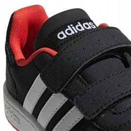 Adidas Hoops 2.0 Mfc C Jr B75960 shoes white black 1