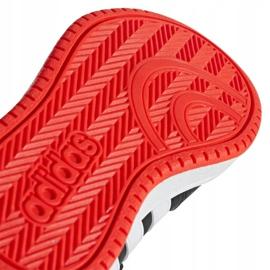 Adidas Hoops 2.0 Mfc C Jr B75960 shoes white black 2