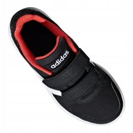Adidas Hoops 2.0 Mfc C Jr B75960 shoes white black 4