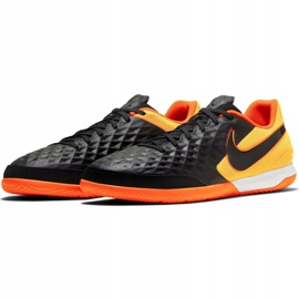 Nike Tiempo Legend 8 Academy Ic M AT6099-008 indoor shoes black black 3