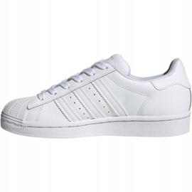 Adidas Superstar J white EF5399 children's shoes 2
