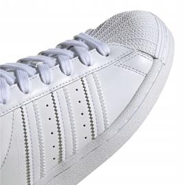Adidas Superstar J white EF5399 children's shoes 3