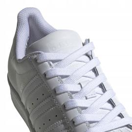 Adidas Superstar J white EF5399 children's shoes 4