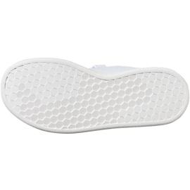 Adidas Advantage C Jr FW2589 shoes white 6