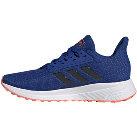 Adidas Duramo 9 Jr EG7906 shoes blue 2