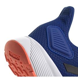 Adidas Duramo 9 Jr EG7906 shoes blue 4
