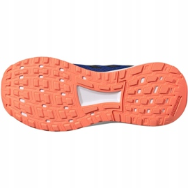Adidas Duramo 9 Jr EG7906 shoes blue 6