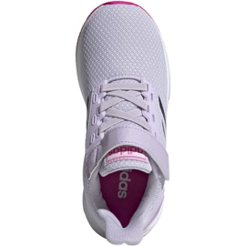 Adidas Duramo 9 C Jr EH0545 shoes violet 1