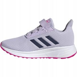 Adidas Duramo 9 C Jr EH0545 shoes violet 2
