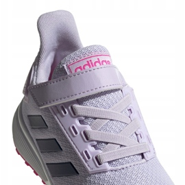 Adidas Duramo 9 C Jr EH0545 shoes violet 4