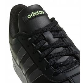 Adidas Vl Court 2.0 Jr F36381 shoes black 1