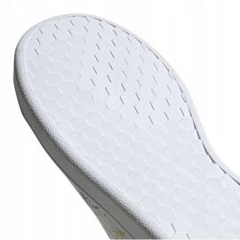 Adidas Advantage K Jr EG2000 shoes white 5
