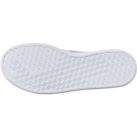 Adidas Advantage K Jr EG2000 shoes white 6