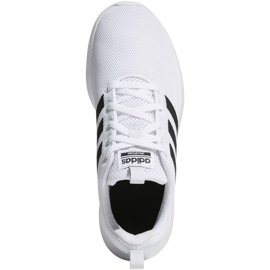 Adidas Lite Racer Cln K Jr EG5817 shoes white 1