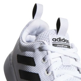 Adidas Lite Racer Cln K Jr EG5817 shoes white 3