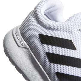 Adidas Lite Racer Cln K Jr EG5817 shoes white 4