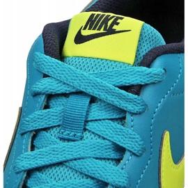 Nike Court Borough Low 2 Jr BQ5448-400 shoes blue 4