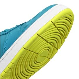 Nike Court Borough Low 2 Jr BQ5448-400 shoes blue 5