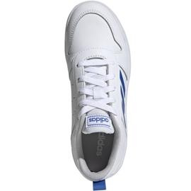 Adidas Tensaur K Jr EF1089 shoes white 1