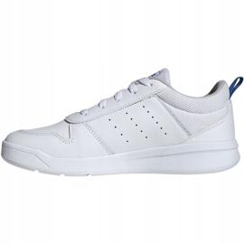 Adidas Tensaur K Jr EF1089 shoes white 2