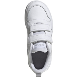 Adidas Tensaur C Jr EG4089 shoes white 1