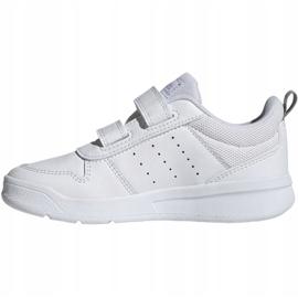 Adidas Tensaur C Jr EG4089 shoes white 2