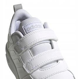Adidas Tensaur C Jr EG4089 shoes white 4